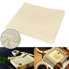 Практичный 1/2/4 вещи в комплекте хлопковая сыра тофу ткань