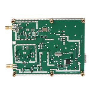 Image 4 - Analisador de espectro simples d6 com fonte de seguimento t. g. V2.032 sinais relação frequência domínio instrumento de análise
