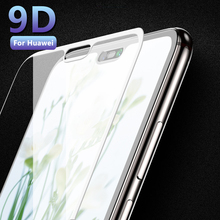 9D Full Cover Tempered glass For Huawei Mate 10 mate pro lite  Glass P smart 2019 Protector