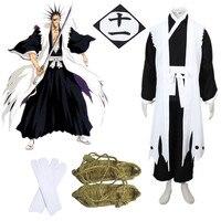 Bleach Zaraki Kenpachi Cosplay Costume Halloween