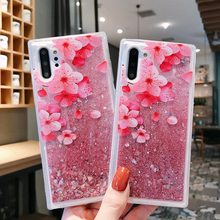 Liquid Dynamic Quicksand Case for Xiaomi Redmi K20 K30 Pro 7A 8A Note 8T 8 7 6 5 Mi 10 Pro 9 8 SE CC9 E A2 A3 Lite Gliter Cover(China)