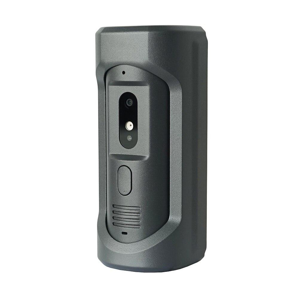 DH Logo VTO2101E-P-S1 PoE(802.3af) IP Metal Villa Doorbell ,Door Phone,doorbell,IP Video Intercom, Call To Phone App,SIP Version