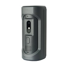 DH-sonnette de porte en métal IP VTO2101E-P-S1 PoE\u0028802.3af\u0029, interphone vidéo IP, application téléphonique, version SIP