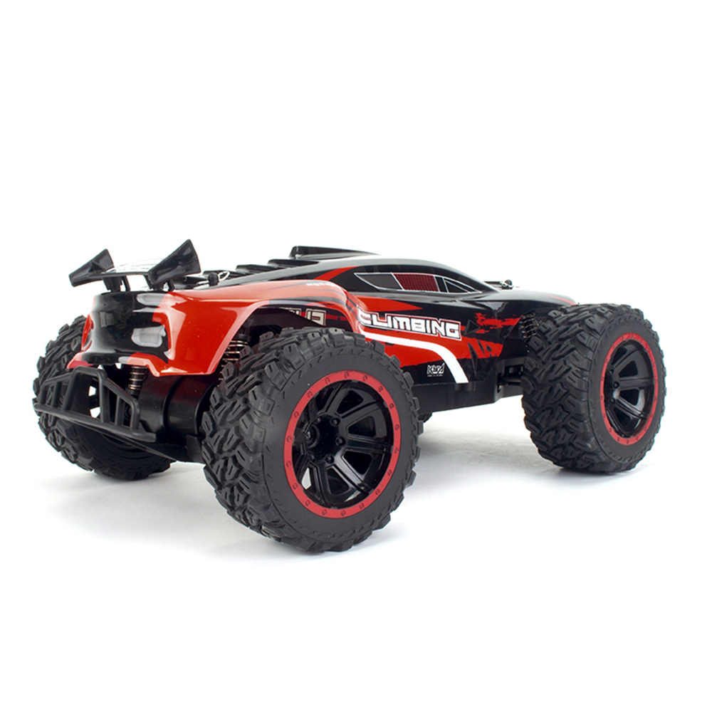 KY-2011A 1/14 Kaki Besar RC Crawler RC Mobil Off-Road 2.4G 2WD RC Truk Kecepatan Tinggi Ringan RC mobil Hadiah Mainan untuk Anak-anak Orang Dewasa Rtr