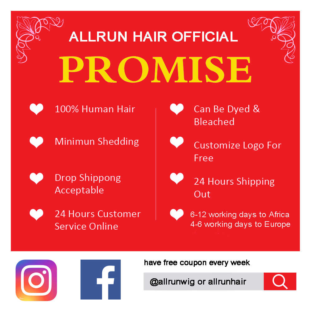 Allrun Steil Haar Bundels Met Frontale Menselijk Haar Bundels Met Sluiting 13X4 Frontale Met Bundels Maleisië Niet Remy 26 28 Inch