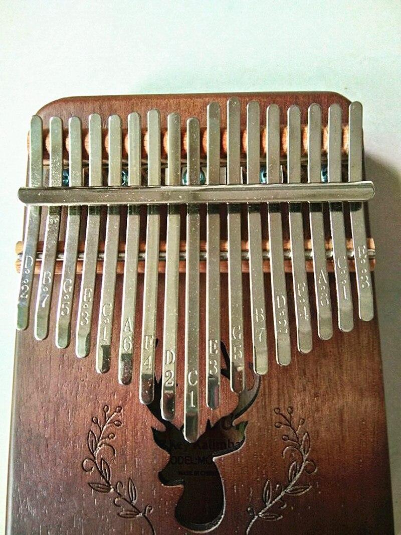 kalimba bonito mini kalimba polegar instrumentos de piano para crianças e senhora