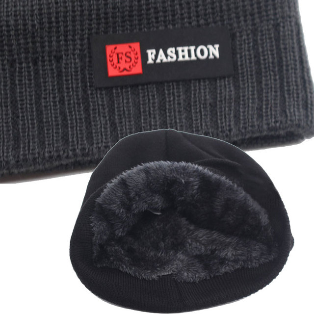 Winter Lined Beanie 6