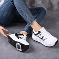 Adult boys students girls wheeled sports shoes single Roller roller shoes double wheels detachable Boys and girls heelys shoes
