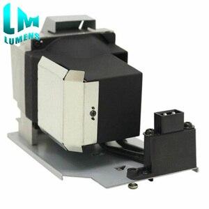 Image 2 - Replacement 5811117901 SVV P VIP 240/0.8 E20.8 for VIVITEK D803W 3D H1185HD D910HD projector bulb with housing
