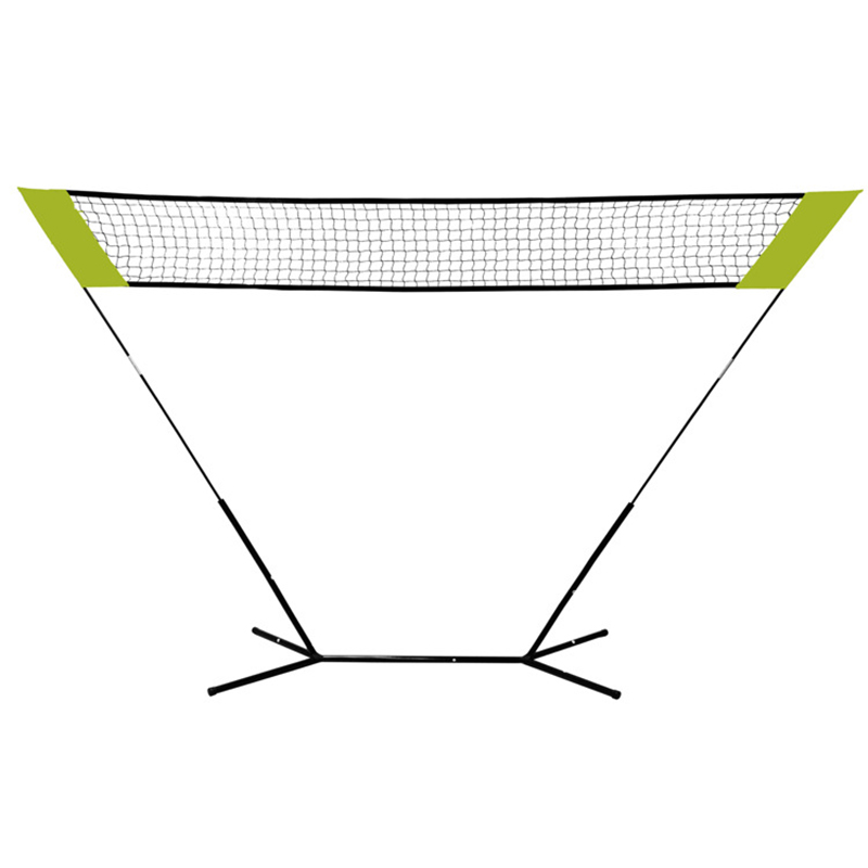 New 2.5M Portable Badminton Net Outdoor Volleyball Sport Training Network  Removable Tennis Net Stand With Bag