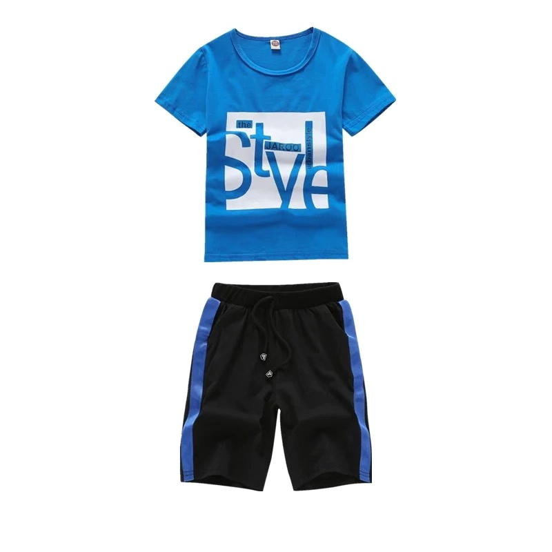 Boys' Casual Pullover Clothing-Sets
