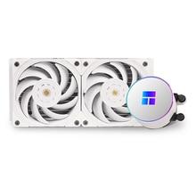 Thermalright замороженная Магия 240 живописный белый Процессор жидкостного 240 мм с PWM fan для Intel 115x2011 AMD AM4 Процессор водяного охлаждения
