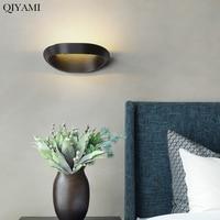 LED Wall Lamp For Bedside Bedroom Living Study Room Aluminum Sconce Indoor Light Luminaria Arandela|LED Indoor Wall Lamps| |  -