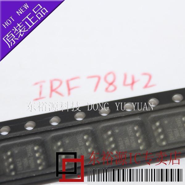 Free shipping IRF7842 IRF7842TRPBF SOP8     10PCS