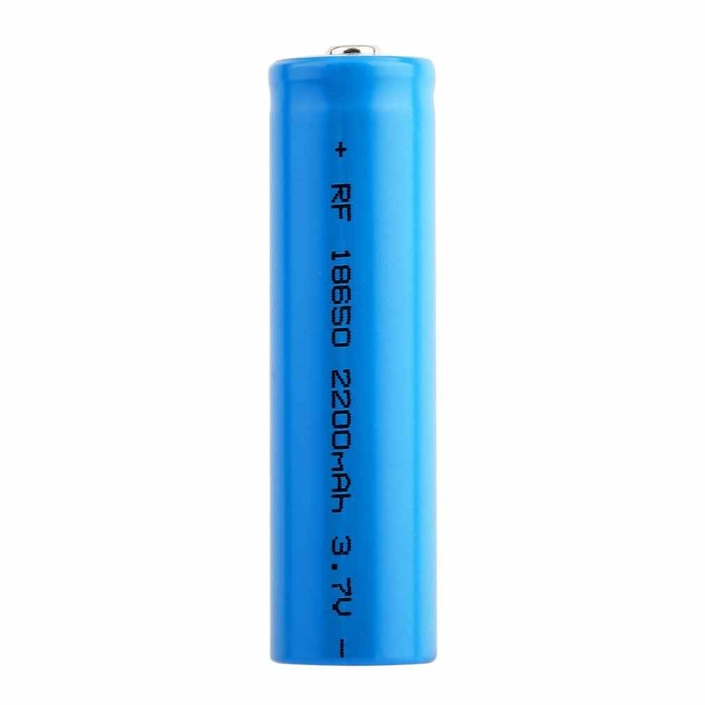 3.7V 18650 Lithium Battery 3800mah Large Capacity Rechargeable Battery Lithium Li-ion ICR Battery for Flashlight Headlamp
