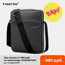 Tigernu Marke Männer Umhängetasche Hohe Qualität Wasserdichte Schulter Taschen Für Männer Business Reise Umhängetaschen 2021 Männlichen Mini Taschen