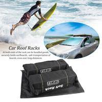 Topo removível para bagagem de carro  carga universal macia para cobertura de bagagem ao ar livre 600d oxford e pvc