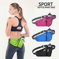 Riñonera para correr profesional para hombre y mujer, 4 colores, cinturón para deportes de ciclismo, funda para teléfono móvil, riñonera deportiva