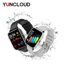 H10 Смарт часы 154 дюймов bluetooth браслет для вызовов монитор