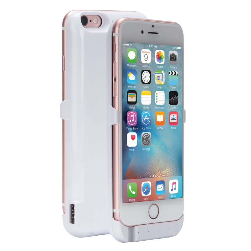 Portable <font><b>Battery</b></font> Charger <font><b>Case</b></font> for <font><b>iPhone</b></font> <font><b>5</b></font> 5s SE Power Bank <font><b>Case</b></font> for <font><b>iPhone</b></font> <font><b>5</b></font> 5s SE <font><b>Battery</b></font> <font><b>Case</b></font> External Phone <font><b>Battery</b></font> Charger image