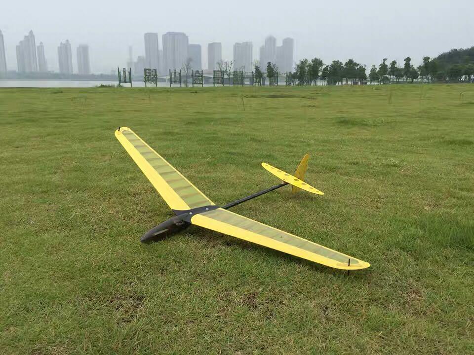GTRC MINI DLG RC glider Avión de juguete versión competitiva-in Aviones RC from Juguetes y pasatiempos    1
