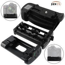 Jintu multi power battery grip MB-D18 substituição para câmeras nikon d850 dslr EN-EL15A EN-EL18B