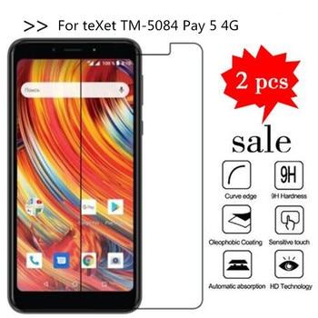 Перейти на Алиэкспресс и купить Защитное стекло для экрана, закаленное стекло 2 шт. для тексет 4G/5/4G/5/4G