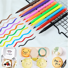 US $1.5 40% OFF|10color Edible Pigment Pen brush Food Coloring Pen For Drawing Biscuits Fondant Cake Decorating Tools Cake DIY draw tool-in Cake Molds from Home & Garden on Aliexpress.com | Alibaba Group
