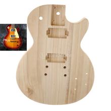 Unfinished Gitarre Körper Ahorn Holz für Elektrische Gitarre Ersatz Set in 17 32 #215 13 19 zoll cheap Tooyful CN (Herkunft) Unfinished Guitar Body