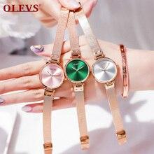 Relojes Para Mujer OLEVS Women Watches Brand Quartz Ladies Watch