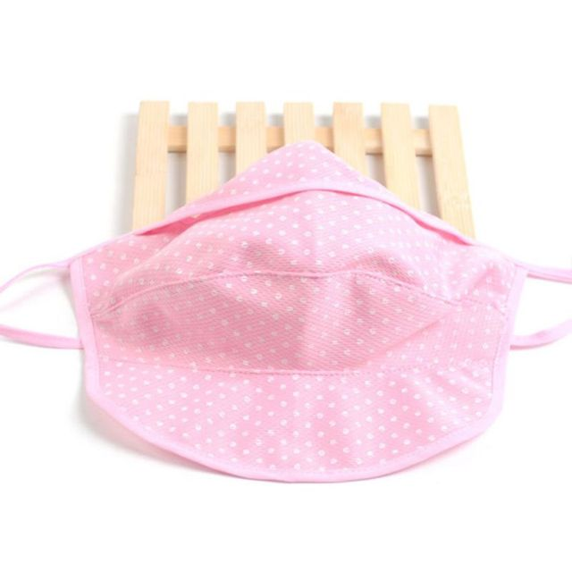 Summer Dust Masks Dots Fashion Breathable Sunscreen Neck Protective UV Masks Unisex