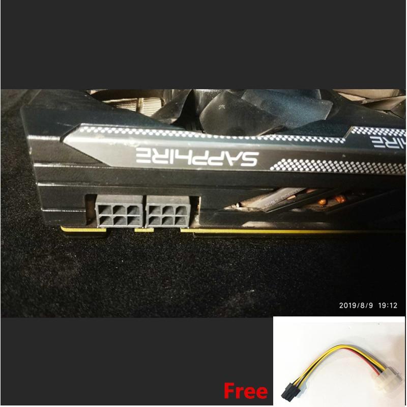 Оригинальная Видеокарта SAPPHIRE R9 380 4 Гб, графическая карта AMD Radeon R9380 4 Гб, графические карты с двойной Bios для настольного ПК, карта компьютера, не для майнинга-4