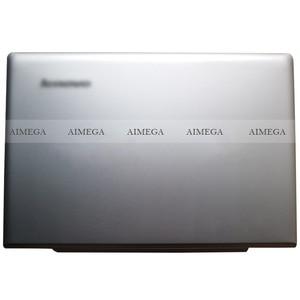NEW For Lenovo Ideapad U330 U330P U330T Laptop LCD Back Cover Silver Touch 3CLZ5LCLV30/NO Touch 3CLZ5LCLV00