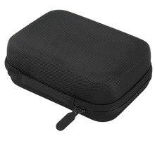 Маленький защитный жесткий ударопрочный чехол-сумка для компактных цифровых камер