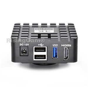 Image 4 - Mới 4K Ultra HD 60fps HDMI Và USB Đầu Ra Công Nghiệp Camera Kính Hiển Vi Cho SONY Imx226 Cảm Biến