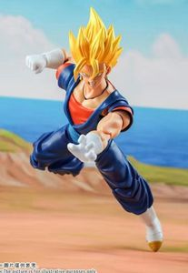 Image 4 - Améliorer version Demoniacal Fit 2.0 végétto figurine jouet SSJ ultime combattant Goku végéta DBZ 1/12 bonne qualité