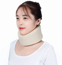 Medical Foam Health Care Neck Braces Collar Dislocation Fix Cervical Pain Relief Posture Corrector Neck Supports Caring neck nerves headaches pain relief massager hammock effective cervical posture alignment braces support for home office travel
