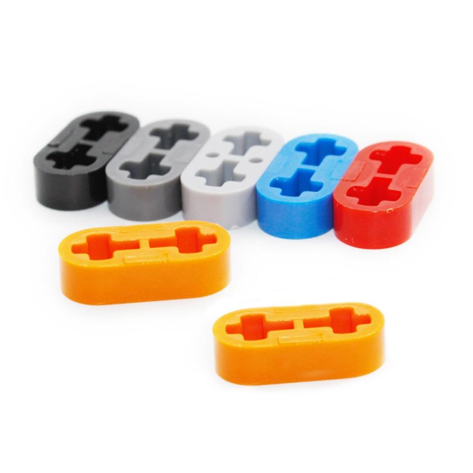20pcs/50pcs Building Blocks Parts Dy Compatible Assembles Particles 1x2 Bricks Parts DIY  Educational Creative Gift Toys