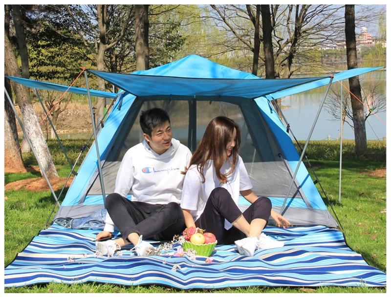 caminhadas piquenique portátil família praia tenda