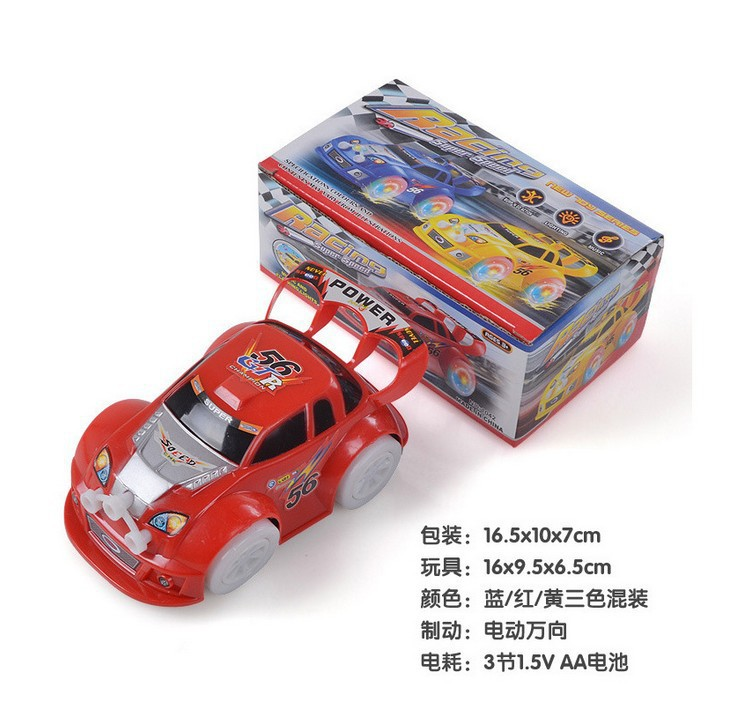 Special Offer Universal Car Speed Star Stunning Universal Toy Car Shining Music Electric Stall Hot Selling Toy