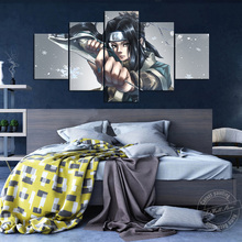 Haku Poster Anime Naruto Pictures Wall Art Painting Canvas Art Cartoon Painting Home and Living Room Wall Decor Artwork Painting graffiti art monkey canvas painting colorful printed poster and prints painting wall pictures for living room home decor artwork