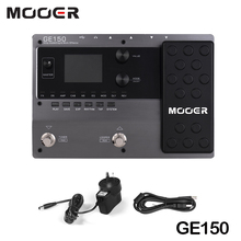 MOOER GE150 Guitar Effect Pedal 55 Models 151 Effects 80 Looper 40 Rhythms 10 Metronome TapTempo Guitar Pedal Guitar Accessories