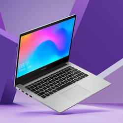 Xiaomi RedmiBook na laptopa 14 ''Intel Core i5-10210U NVIDIA GeForce MX250 Quad Core 8GB pamięci RAM 512GB SSD Notebook 1920x1080 (FHD) 3