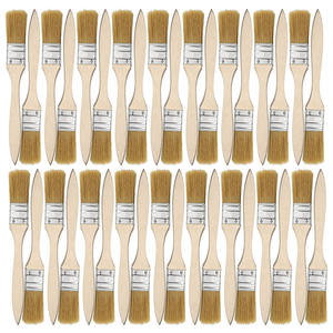 Chip Paint-Brushes Glues for Stains And Gesso 36-Pack 1inch of 24mm