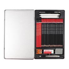 30pcs/set Sketching Pencil Drawing Kit 2H HB 2B 3B 3H 4B 5B 6B 8B 10B Art Supply