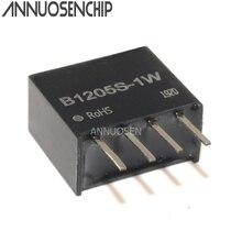 10pcs   B1205      B1205S 1W    B1205S 1WR2  SIP 4  new and original