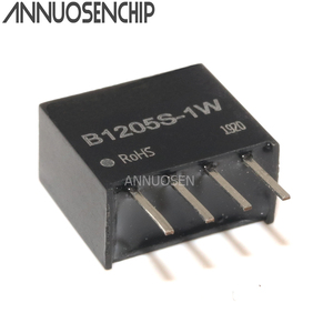 Image 1 - 10pcs B1205 B1205S 1W B1205S 1WR2 SIP 4 ใหม่และต้นฉบับ