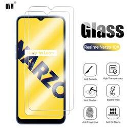 На Алиэкспресс купить стекло для смартфона 2pcs realme narzo 10a tempered glass for realme narzo 10a screen protector for realme narzo 10a protective glass film