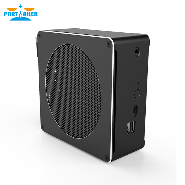 Top Quality Gaming Computer i9 8950HK i5 8300H i7 8750H 6 Core 12 Threads 64GB DDR4 Nvme M.2 Nuc Mini PC Win10 Pro AC WiFi 4
