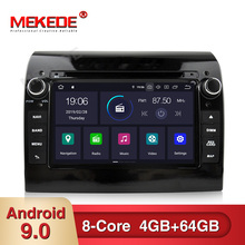 4GB Android 9.0 Car Stereo DVD Player GPS Glonass Navigation For Fiat Ducato 2006 2019 CITROEN Jumper PEUGEOT Boxer Auto Radio